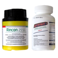 Rincon 25 SG 60g + Asystent 100ml produkt referencyjny Titus 25 WG