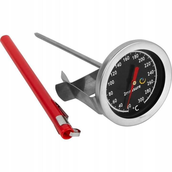 Termometr do pieczenia mięs, wędzarni i BBQ 20°C +300°C 101800