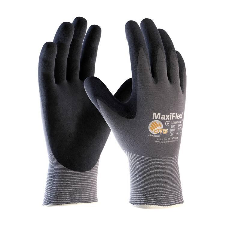 Rękawice do prac precyzyjnych MaxiFlex Ultimate 42-874 rozmiar 5 XXS